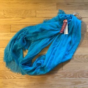 NEW Turquoise Scarf